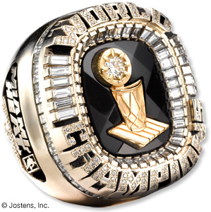 2006 Miami Heat ring - BAGARTI